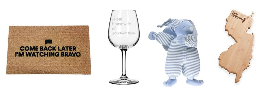 REAL HOUSEWIVES THEMED GIFTS