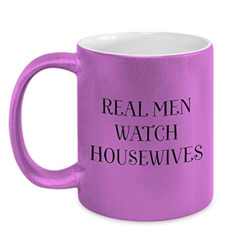 real men watch housewives mug