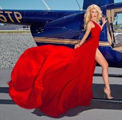 Gretchen Rossi inspired dresses