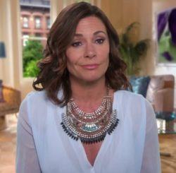Luann's confessional Bib necklace | The Countess Collection
