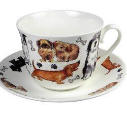 Lisa Vanderpump Dog Tales Teacup and Saucer
